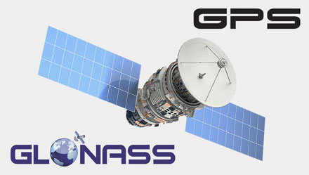GPS and Glonass Compatible - INE-W720DC