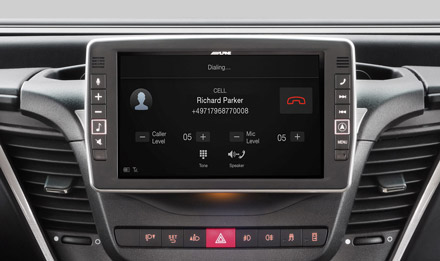 Iveco Daily - Built-in Bluetooth® Technology - X902D-ID