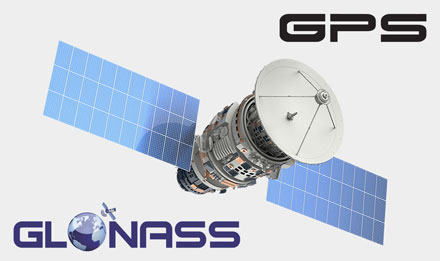 GPS and Glonass Compatible - X903D-G7