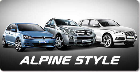 Alpine Style | Car Specific Products